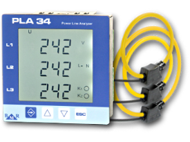 Power-Quality-Analyzer-PLA34RG