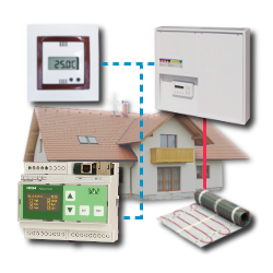 IRC heating control system RT